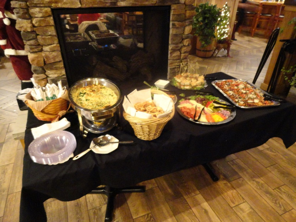 Full Service Event Catering at Smoke on the Water BBQ in Elkins, WV